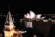 Image of the Sydney Opera House by Night
