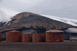 Image of Storage Tanks at the Abandoned Whaling Station at Deception Island